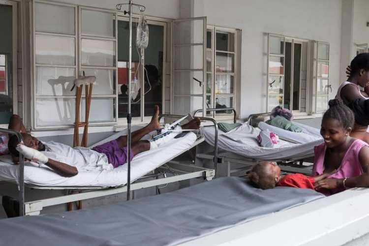 Emergency, Sierra Leone