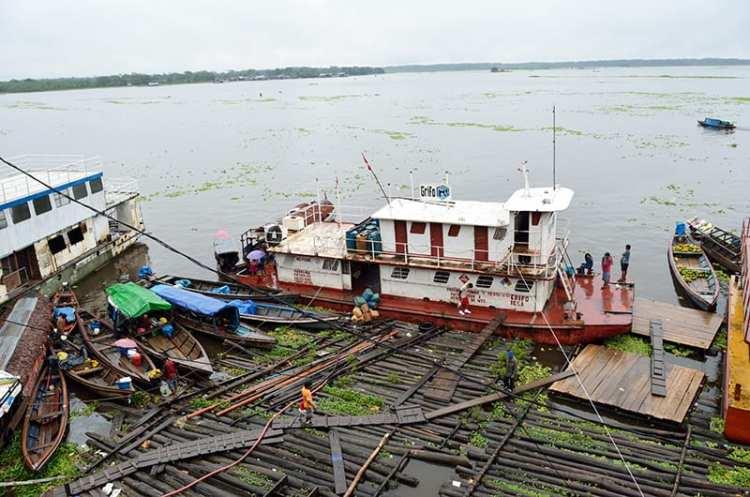 Iquitos e Tahuayo