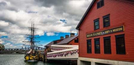 Boston Tea Party Museum
