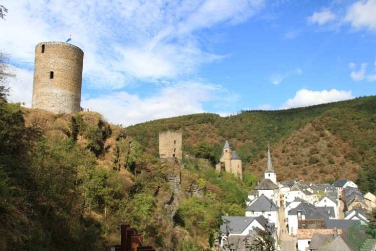 castello lussemburgo