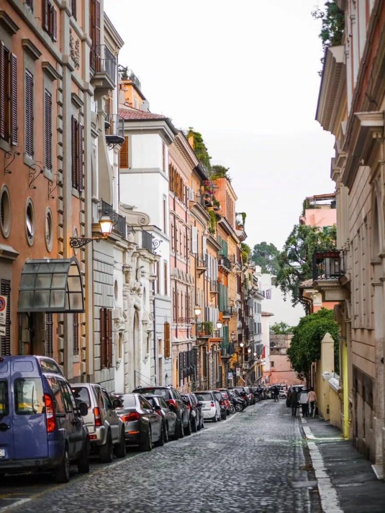 quartiere Eur a Roma
