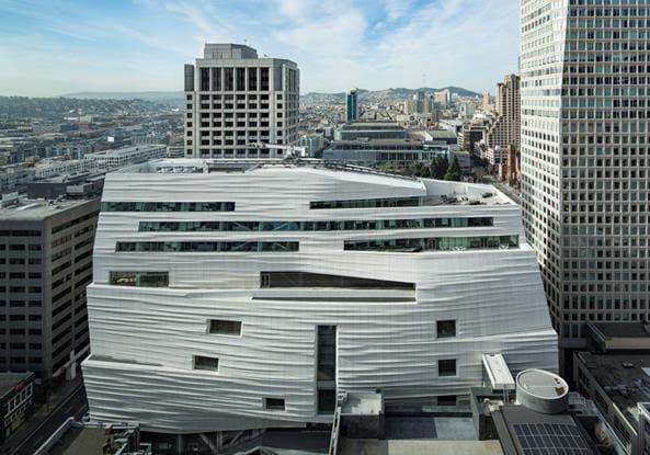 musei di San Francisco-SFMOMA