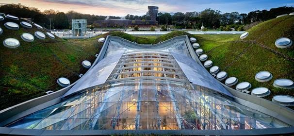 musei di San Francisco-california-academy-of-science