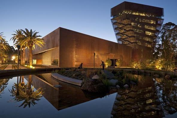 musei di San Francisco-de-young-museum