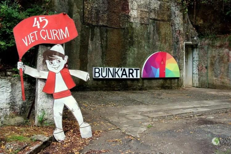 bunk'art - Tirana
