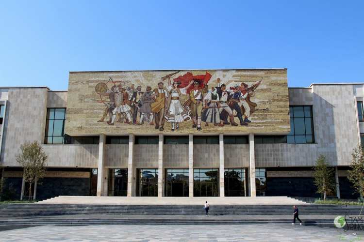 Museo Storico Nazionale - Tirana