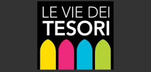 Brand del festival Vie dei Tesori di Palermo