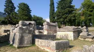 rovine di salona
