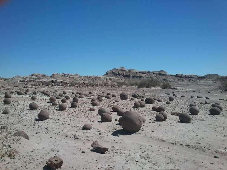 viaggio in Argentina-ischigualasto