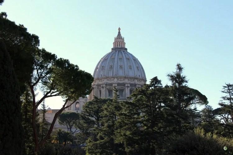 Cupola di San Pietro - Musei Vaticani