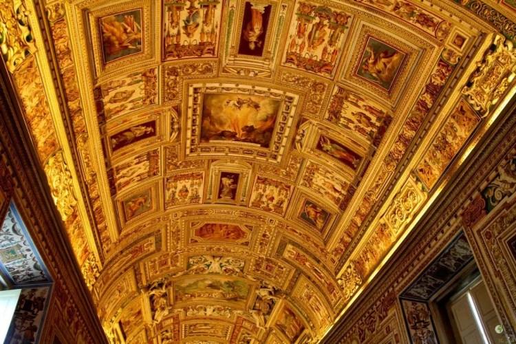 Galleria delle carte geografiche - Musei Vaticani