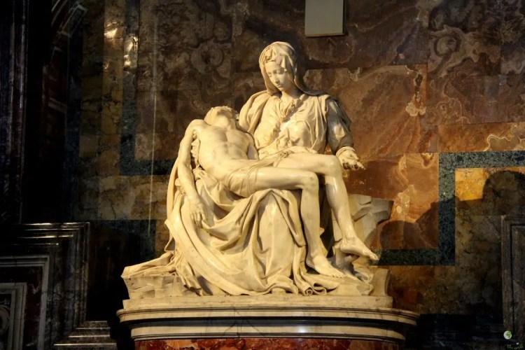 La pietà - Musei Vaticani