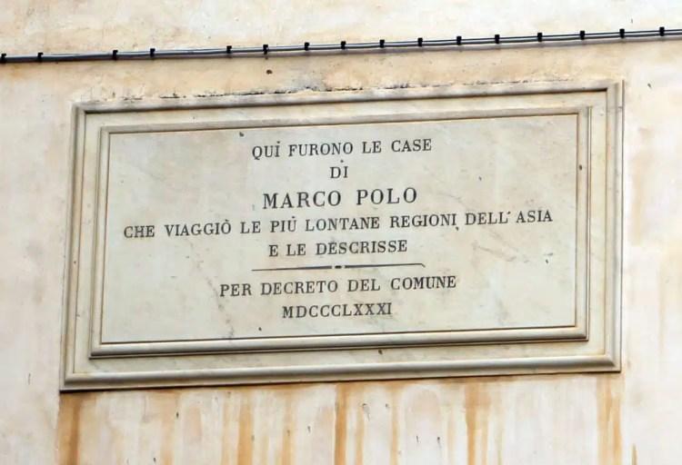 cosa vedere a Venezia in un giorno-casa-marco-polo