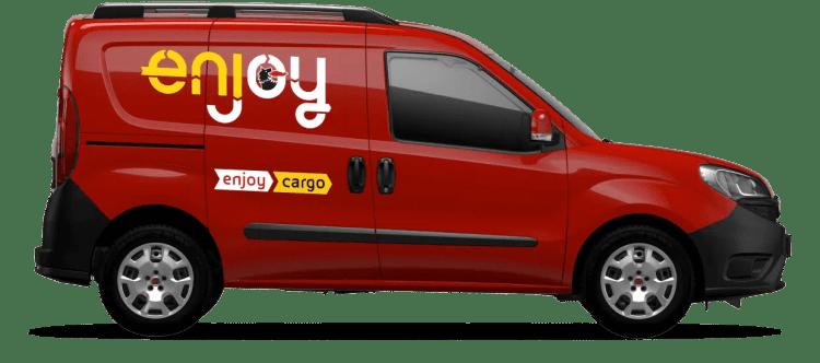Enjoy – car sharing
