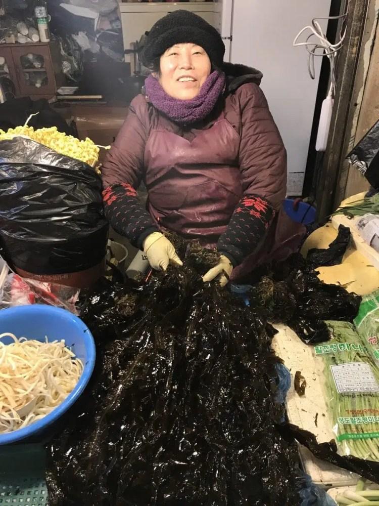 street food corea del sud