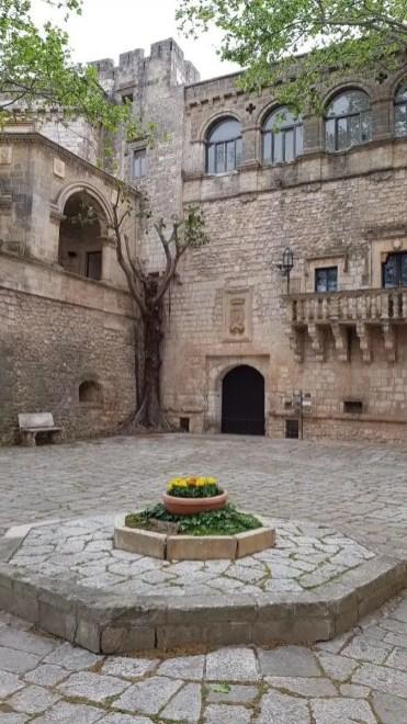 Castello Dentice Frasso