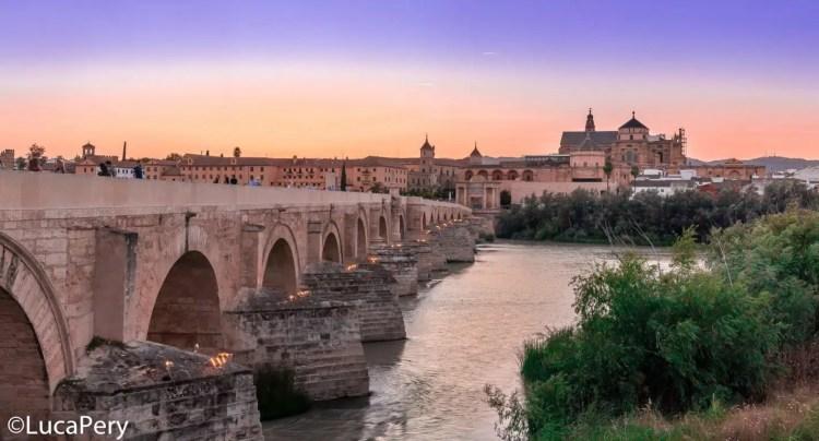 Ponte romano e Moschea