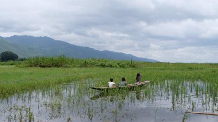 Lago Inle Myanmar