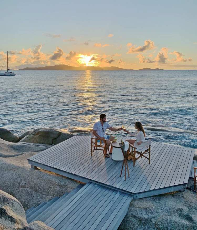 Seychelles matrimonio
