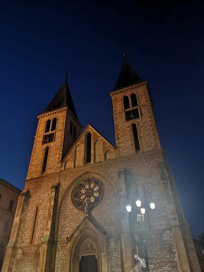 Cattedrale di Sarajevo