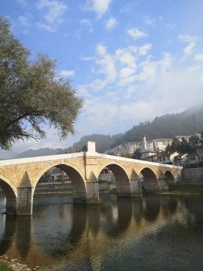 Konjic Ponte ottomano