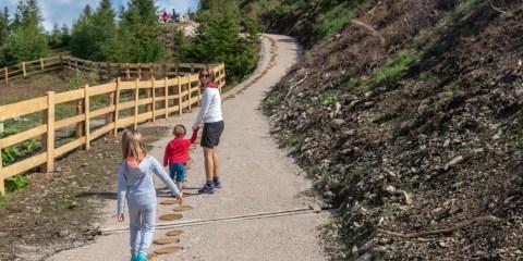 Sentieri per famiglie nelle Dolomiti di Sesto
