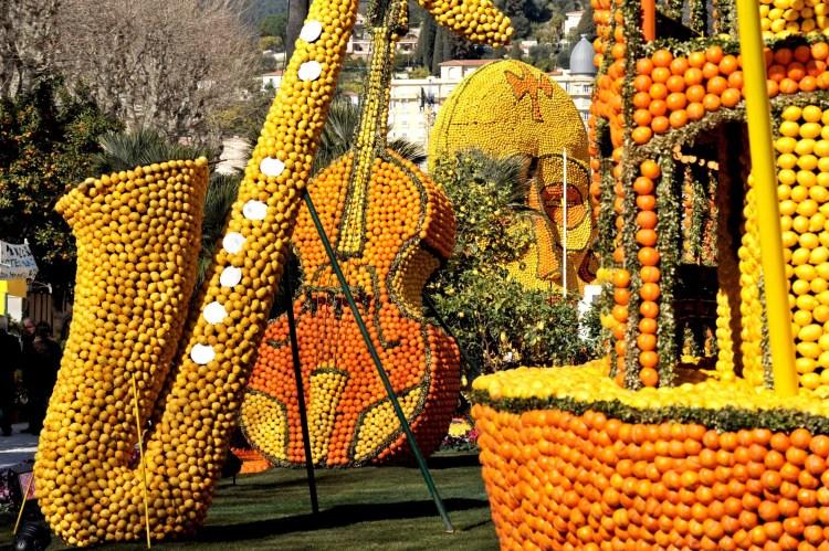 Festa del limone di Mentone