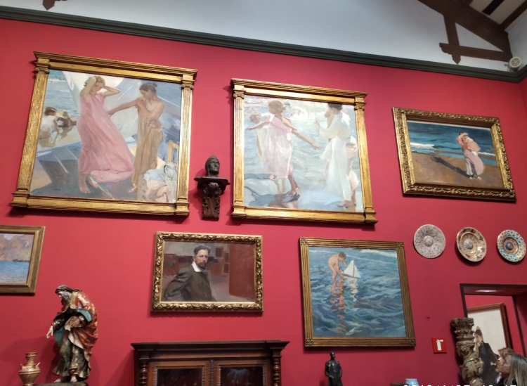 Museo Sorolla a Madrid
