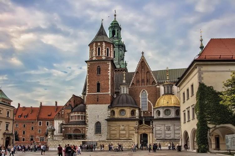 Cattedrale di Wawel a Cracovia