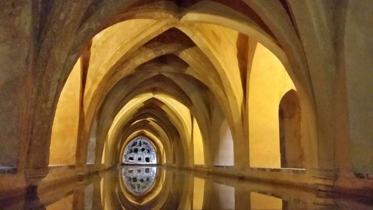 l'Alcazar a Siviglia