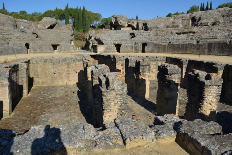 L'arena di Italica