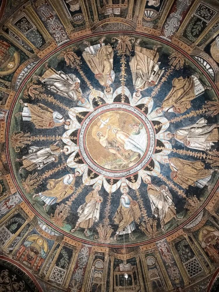Battistero Neoniano a Ravenna