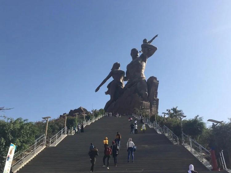 Monumento al Rinascimento Africano