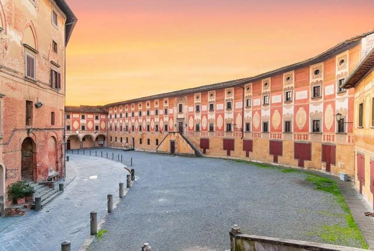 Palazzo del Seminario Vescovile a San Miniato