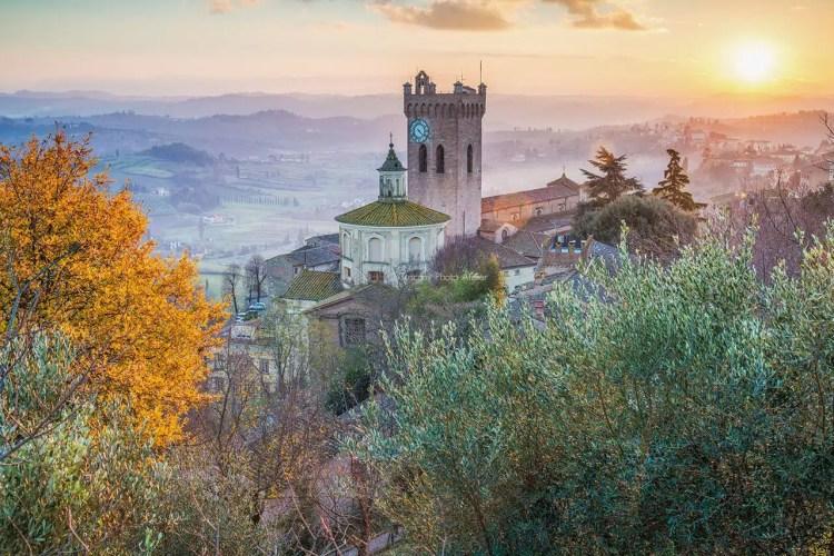 La Torre di Matilde a San Miniato