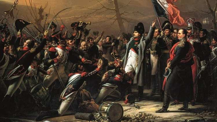 Napoleone a San'Elena