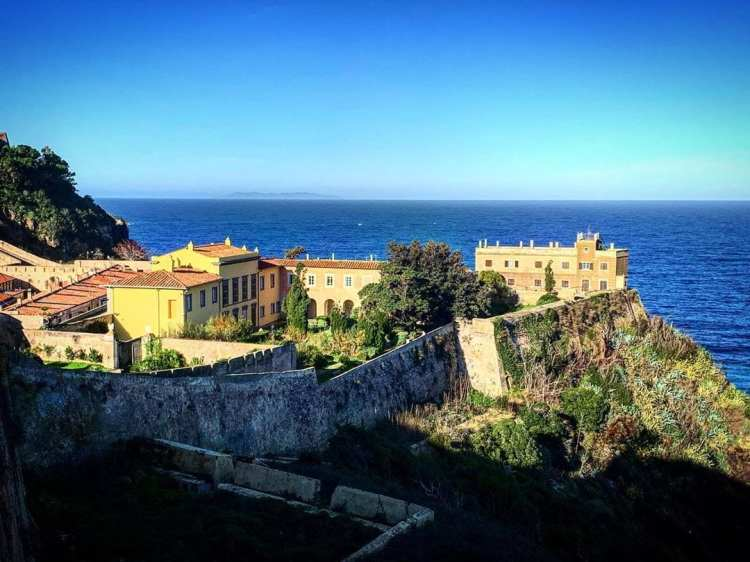 Villa dei Mulini isola d'Elba