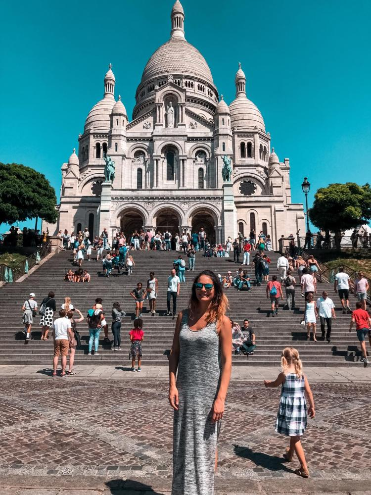 Basilique du Sacré-Cœur (Sacré-Cœur) à Paris