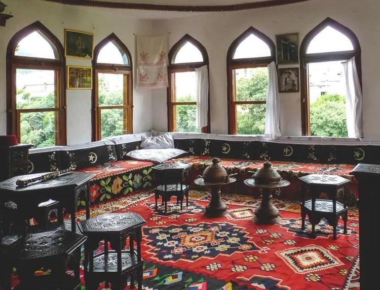 casa Biscevic a Mostar