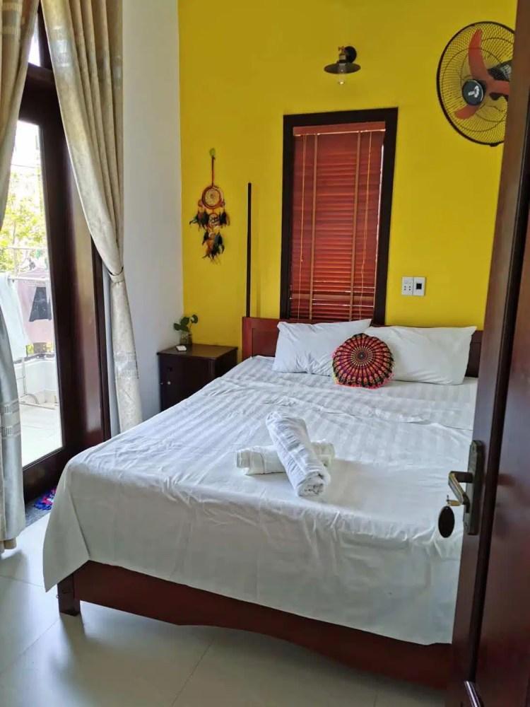 guest house alle isole Cham Islands Vietnam