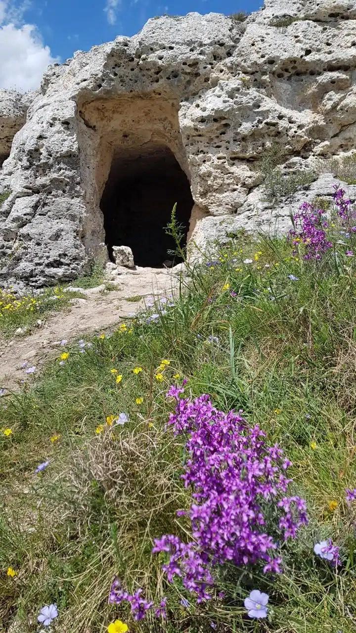 Le Case Grotta a matera