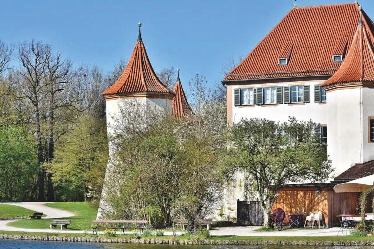 castello di Blutenburg