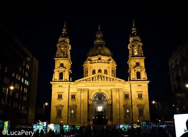 Basilica di Santo Stefano, Budapest in 2 giorni