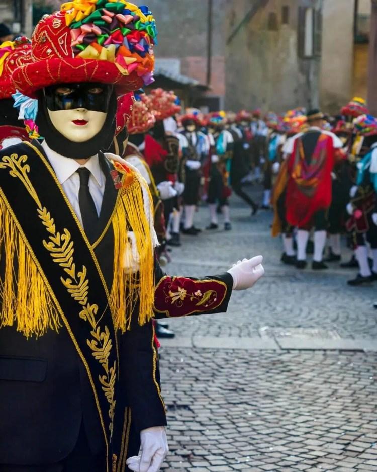 Carnevale di Bagolino costumi