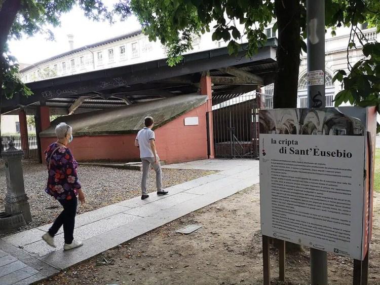 Cripta di S. Eusebio