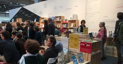 Leipziger Buchmesse fiera del libro Lipsia Leipzig 2018