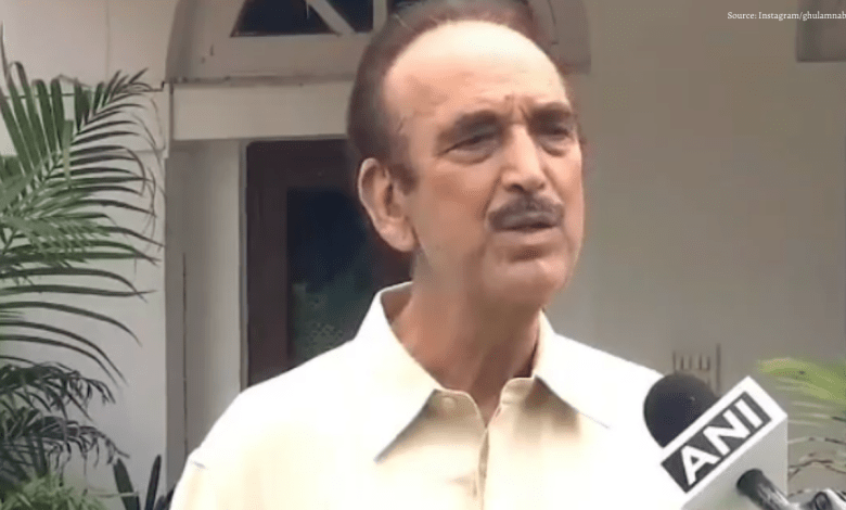 Ghulam Nabi Azad gave such an answer on the question of joining BJP, you will also be shocked to know