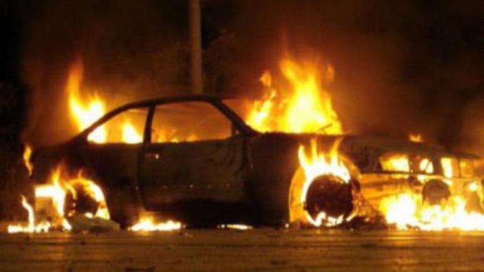 Εμπρησμός σε όχημα στη Λευκωσία