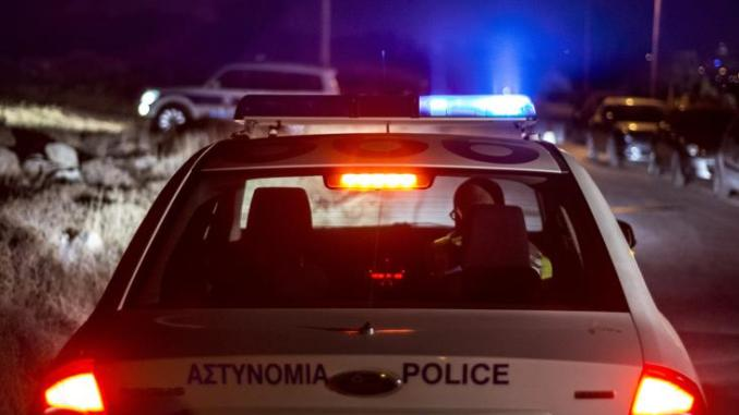 Καταδίωξη οχήματος και σύλληψη 24χρονης στην
