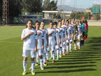 Στην Αλβανία η Εθνική Νεανίδων U-19 για αγώνες Ευρωπαϊκού Πρωταθλήματος